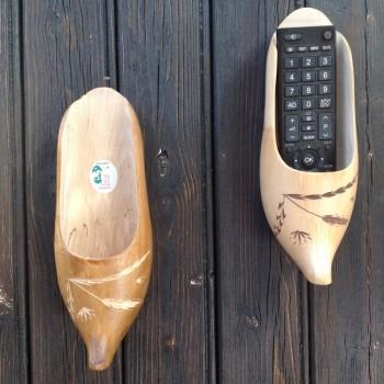 porte-brosse en bois